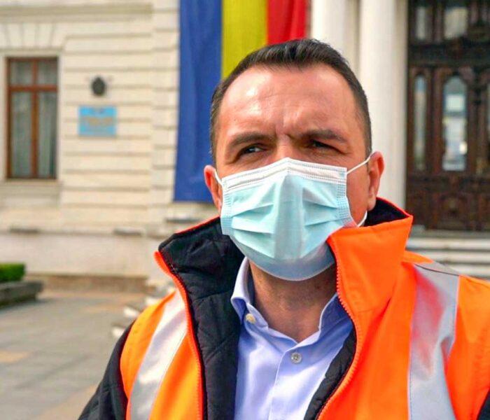Târgovişte: Puncte distribuire măşti şi mănuşi pentru cei care nu au primit