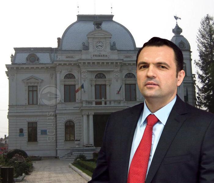 #Covid-19 Primarul Târgoviştei, Cristian Stan, apel către cetăţeni: Staţi acasă!