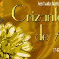 """Târgovişte: Festivalul """"Crizantema de Aur"""", 17-19 octombrie"""