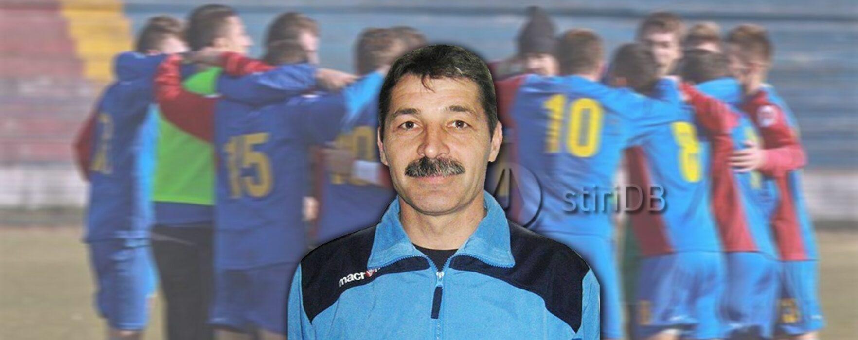 Nicu Croitoru, noul antrenor al Chindia Târgovişte