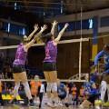 Volei feminin: CSM Târgovişte şi CS Volei Alba Blaj, la egalitate în finala Diviziei A1 înaintea ultimului meci
