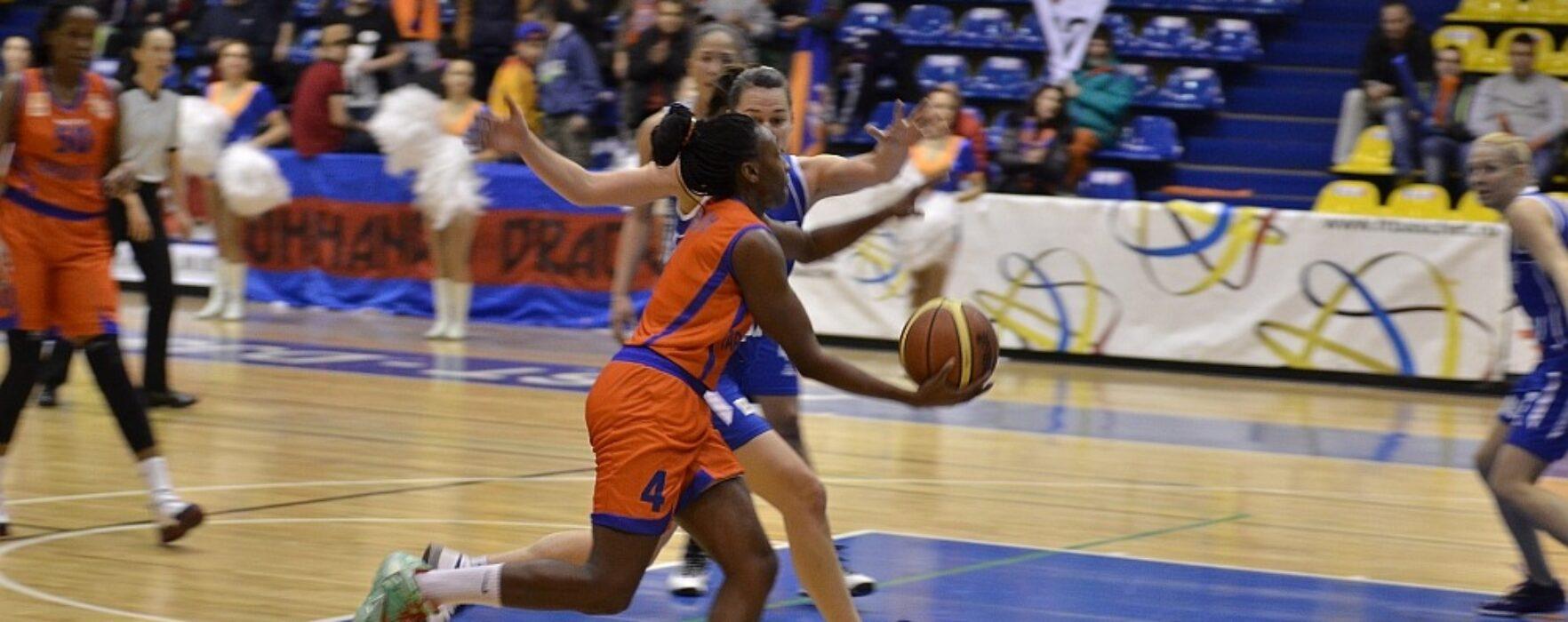 Echipa de baschet feminin CSM Târgovişte, pe locul 2 în Liga Naţională