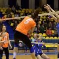 Volei feminin: CSM Târgovişte, aproape de semifinalele Cupei României