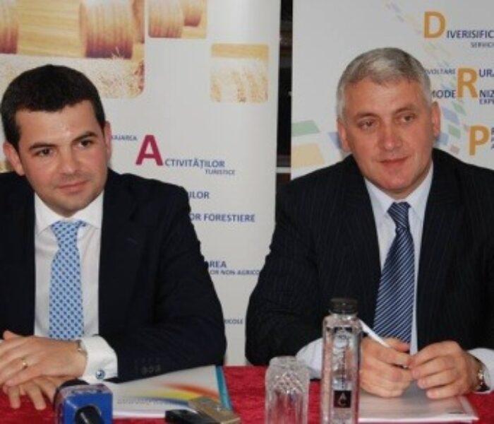 Ministrul Agriculturii, Daniel Constantin, va veni la Titu, pe 17 octombrie