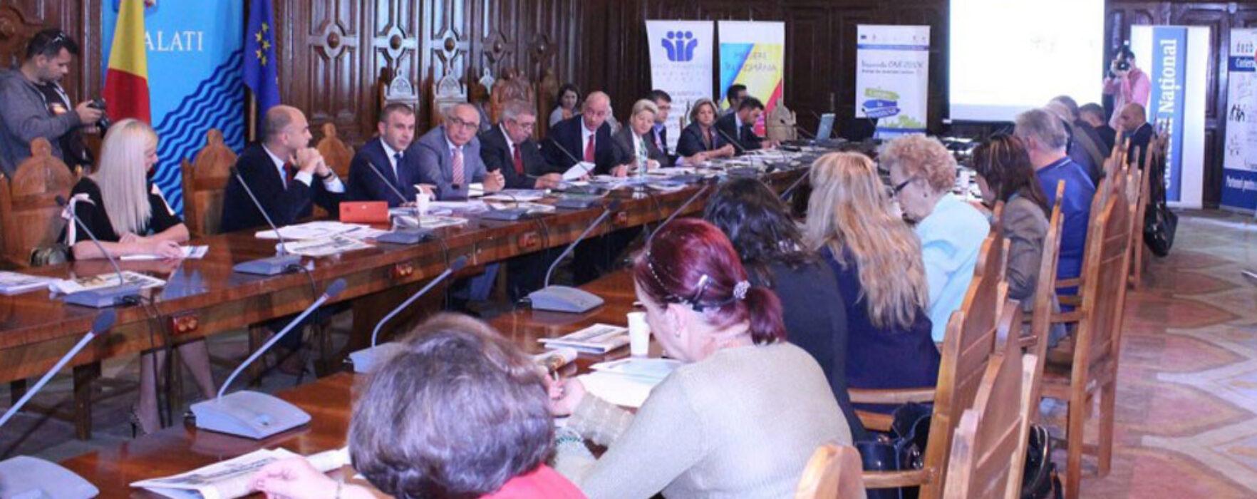 stiriDB – partener media la dezbaterea Curierului Naţional, 'Parteneri pentru Dezvoltare'