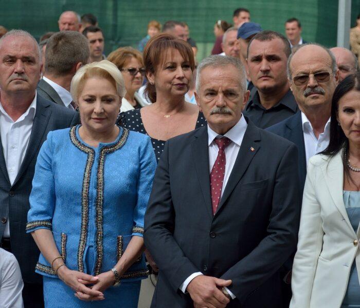 Carmen Holban : Am participat la Mioveni la inaugurarea spitalului orăşenesc, clădire construită de la zero