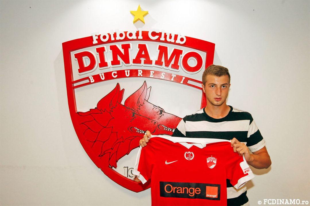 Fotbal: Daniel Popa, transfer de la Chindia Târgoviște la Dinamo București