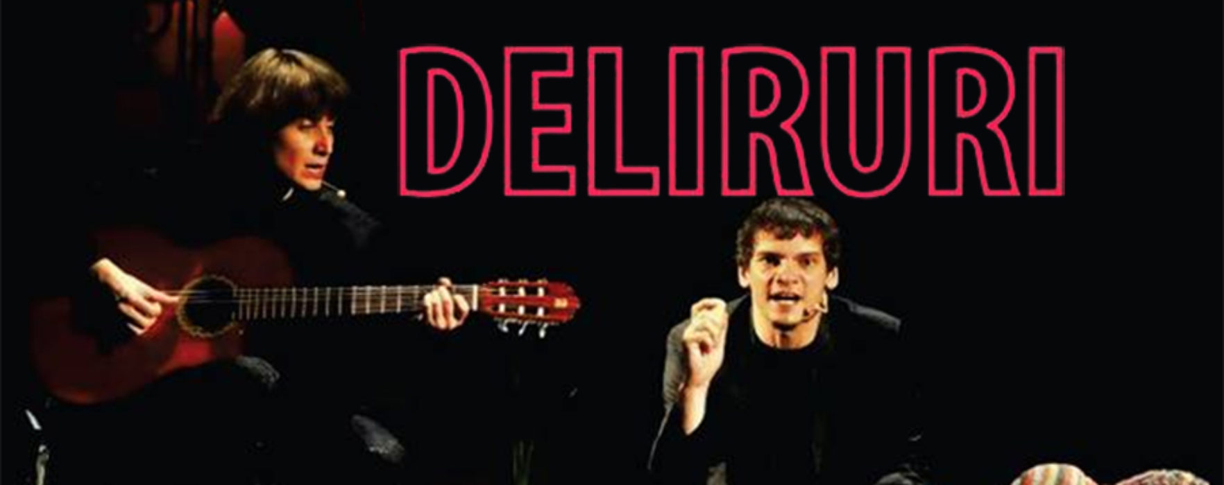 'Deliruri', spectacol-concert la Teatrul Tony Bulandra