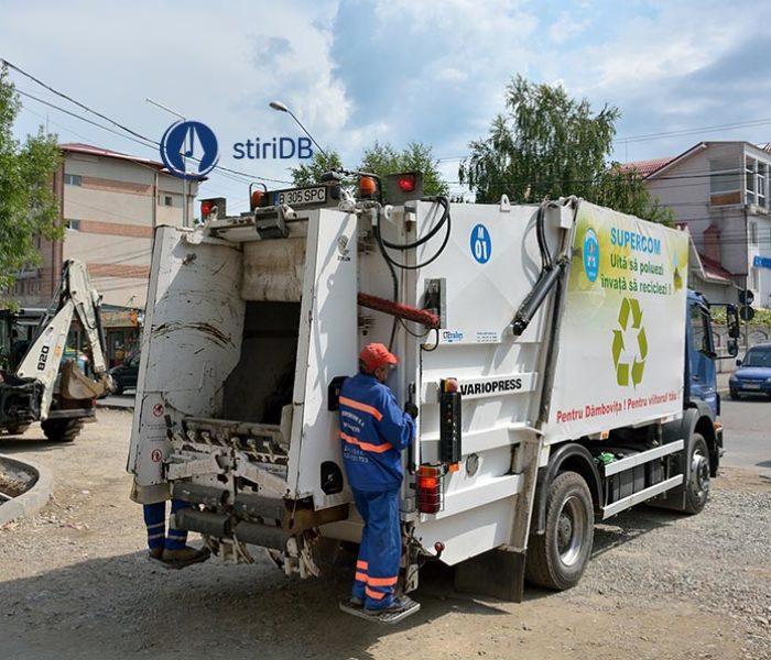 Dâmboviţa: Peste 500 de tone de gunoi aduse din judeţele învecinate; depozitele apoape pline