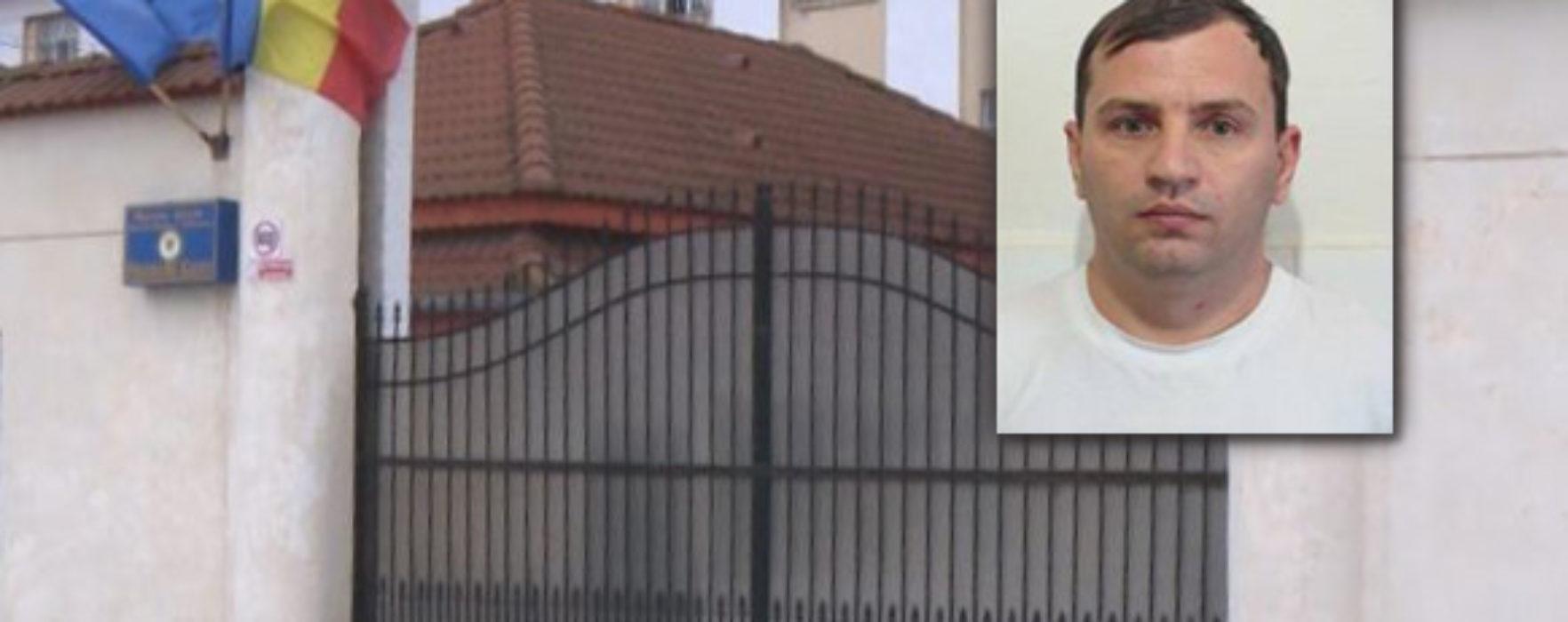 Deţinut evadat de la Găeşti, prins în Spania