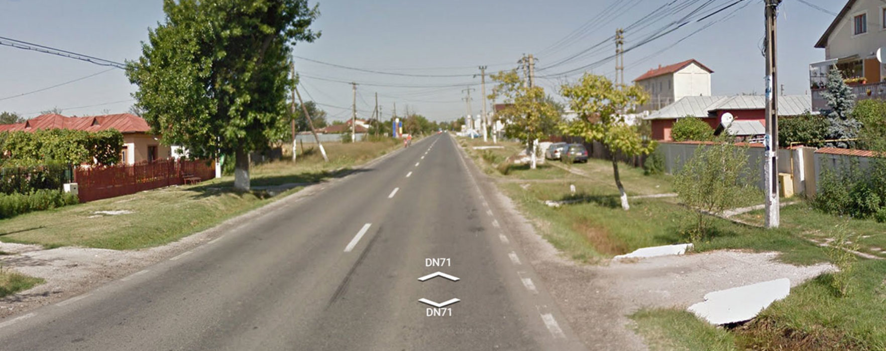 Lărgirea la patru benzi a DN 71 Bâldana-Târgovişte, în 2020