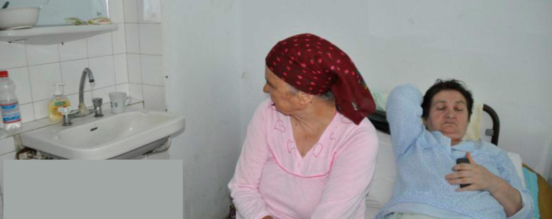 Numărul de paturi, redus la Spitalul Judeţean Târgovişte deşi bolnavii stau şi câte doi în pat
