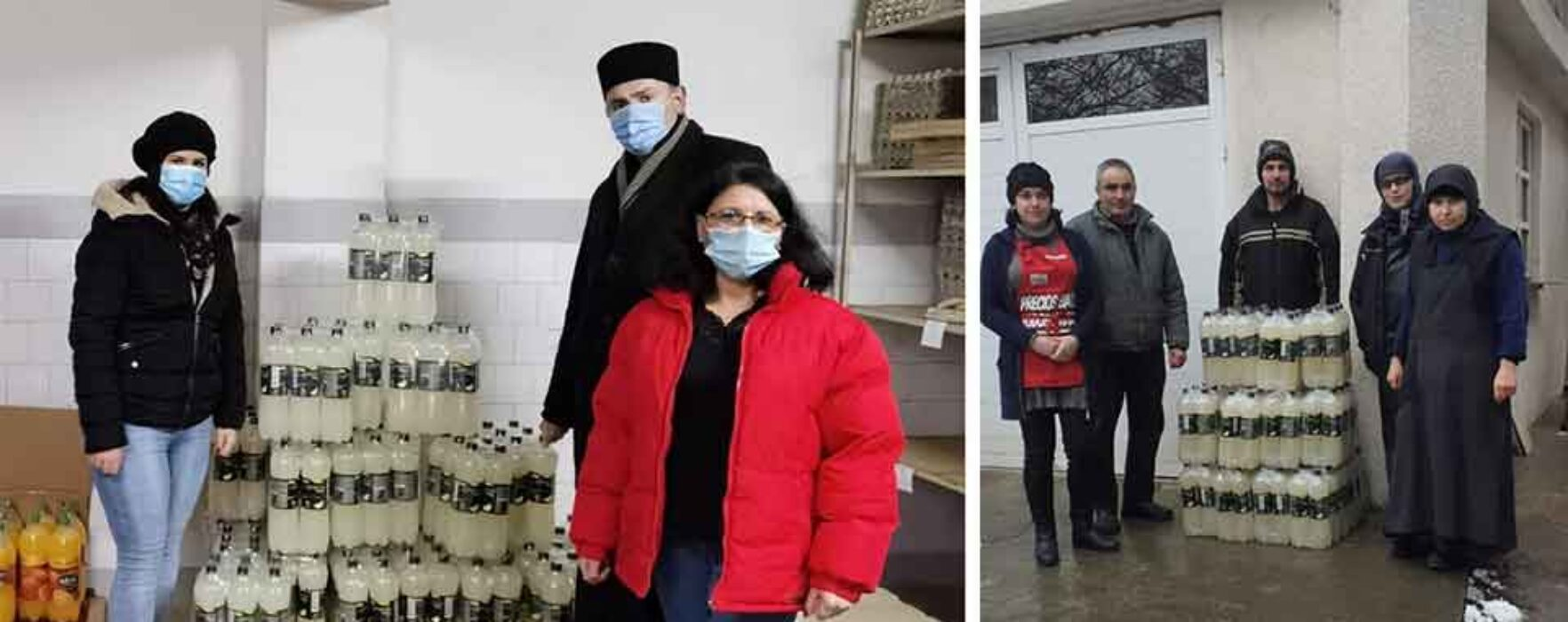 Dâmboviţa: Sprijin de la Asociaţia Communio pentru centre sociale
