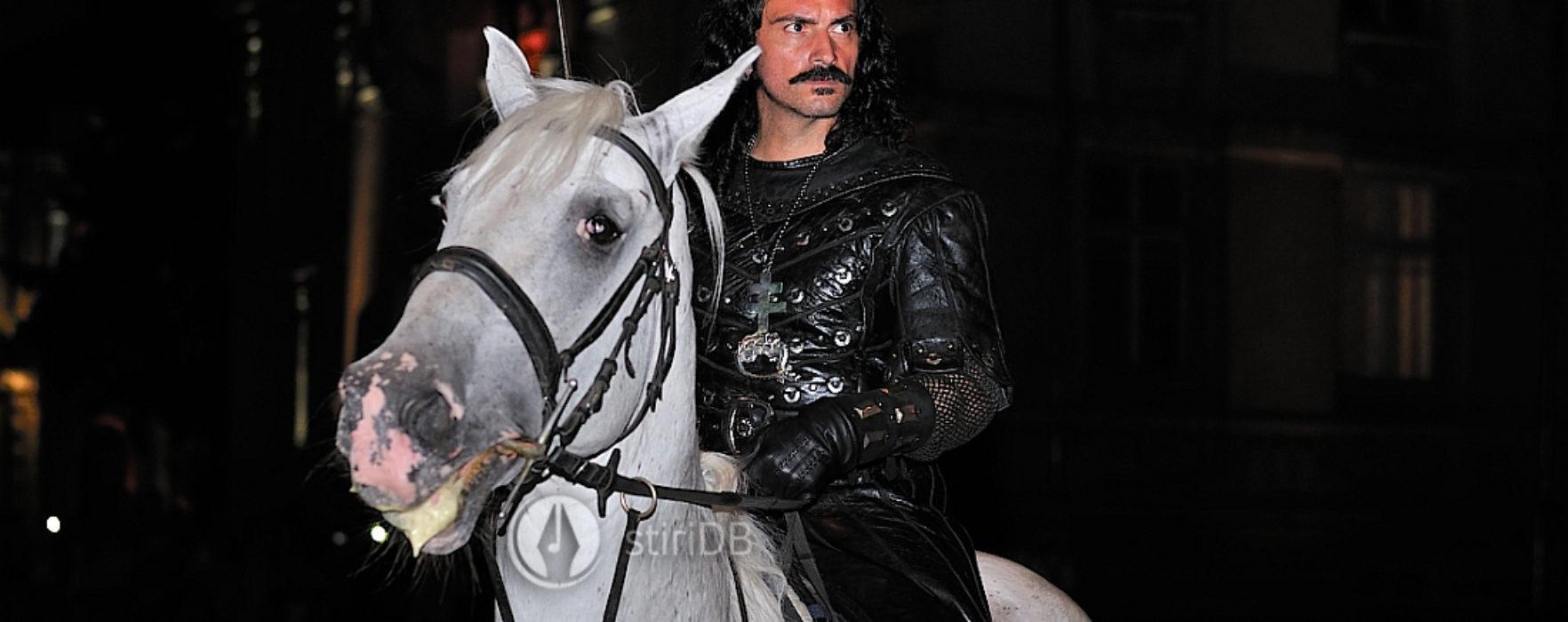 Festivalul Medieval Dracula, deschis oficial (foto, video)