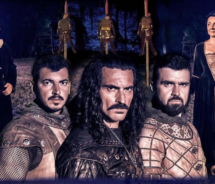 """Filmul spectacolului """"Dracula-istorie şi adevăr"""" va fi lansat la Târgovişte şi dedicat actorului George Alexandru"""