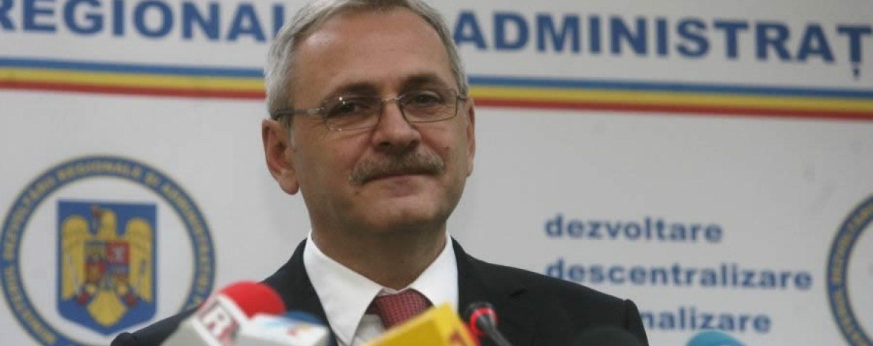 Liviu Dragnea vine, vineri, la Târgovişte