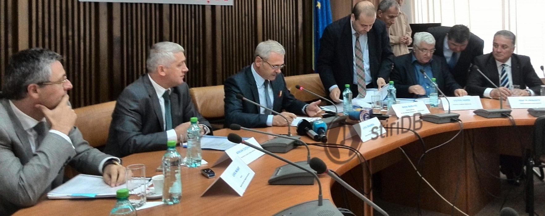 Liviu Dragnea: Probleme în derularea proiectelor europene din Târgovişte, MDRAP va trimite o comisie să verifice