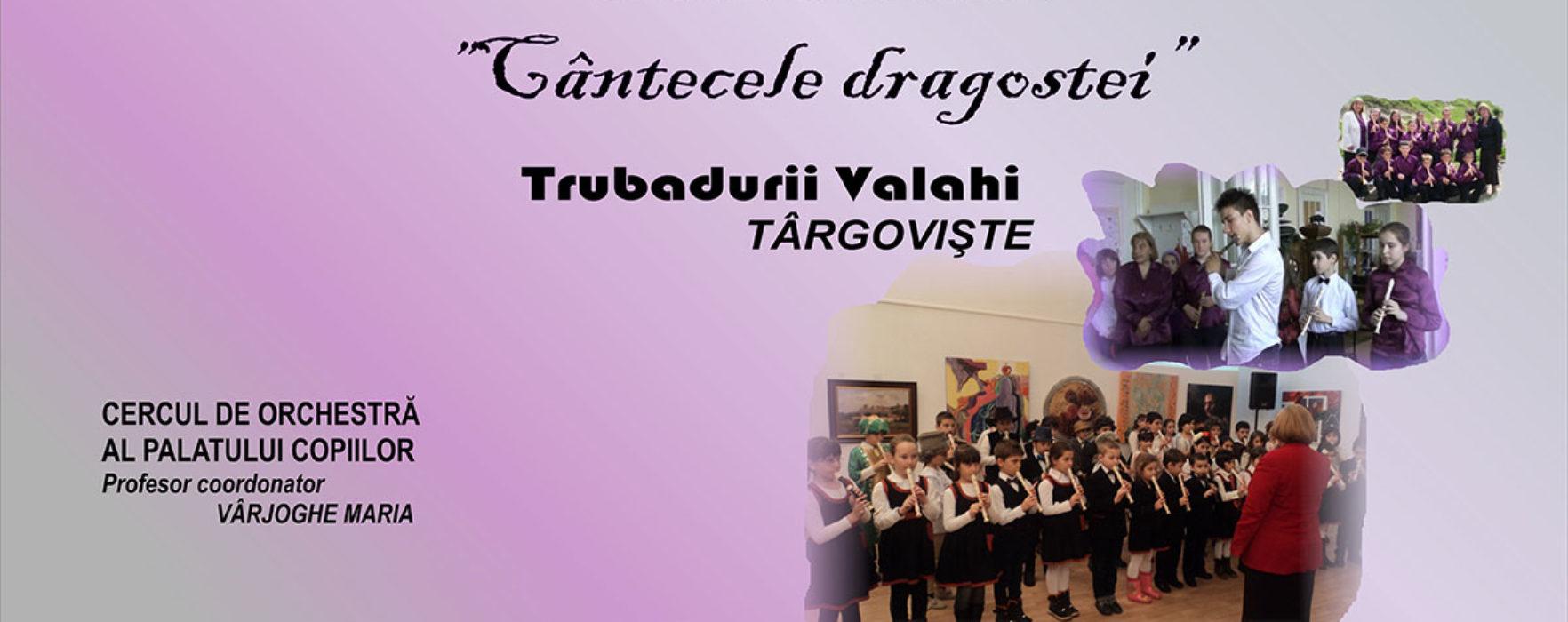 """""""Dragobetele. Cântecele dragostei"""" – manifestare la Muzeul de Artă Târgovişte"""
