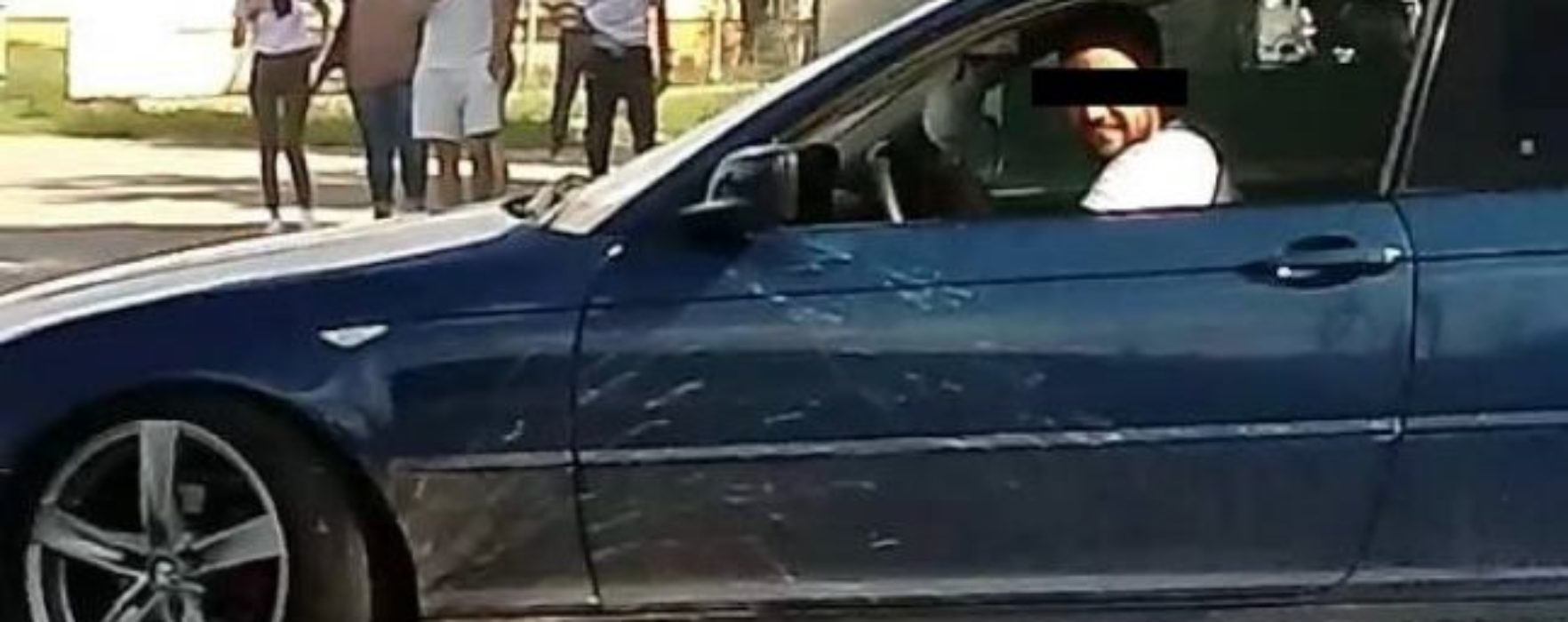 Dâmboviţa: Dosar penal pentru un tânăr care a făcut drifturi pe un drum public în Mătăsaru