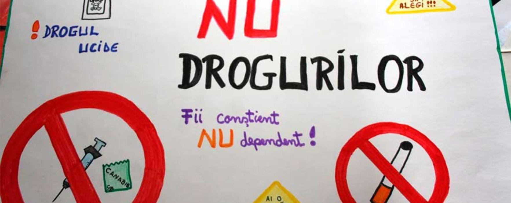 Conferinţă internaţională de prevenire a consumului de droguri, la Târgovişte, în cadrul unui program Erasmus