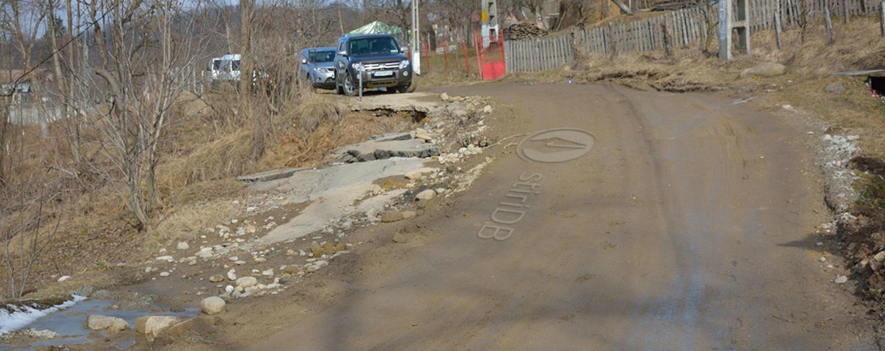 Se reiau lucrările de infrastructură de la Râul Alb, reabilitare după calamităţi