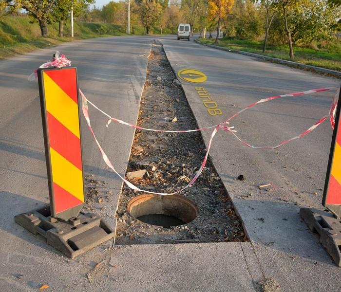 Primăria Târgovişte: Circulaţia pe str. Magrini, restricţionată pentru asfaltare pe 9 iunie