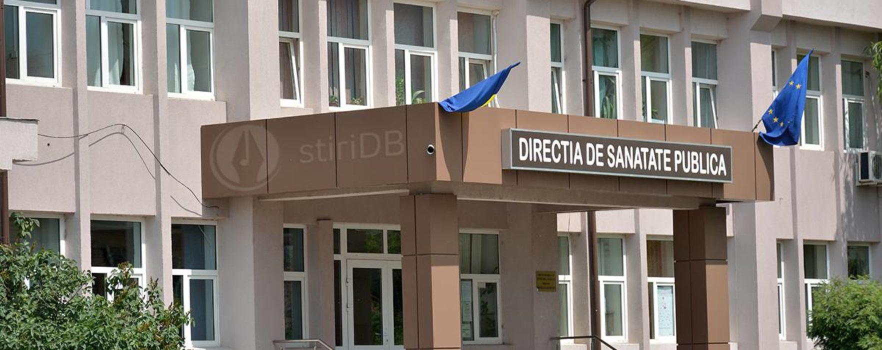 DSP Dâmboviţa: S-a trimis control la Găeşti, s-au vaccinat doar cei din categoria eligibilă