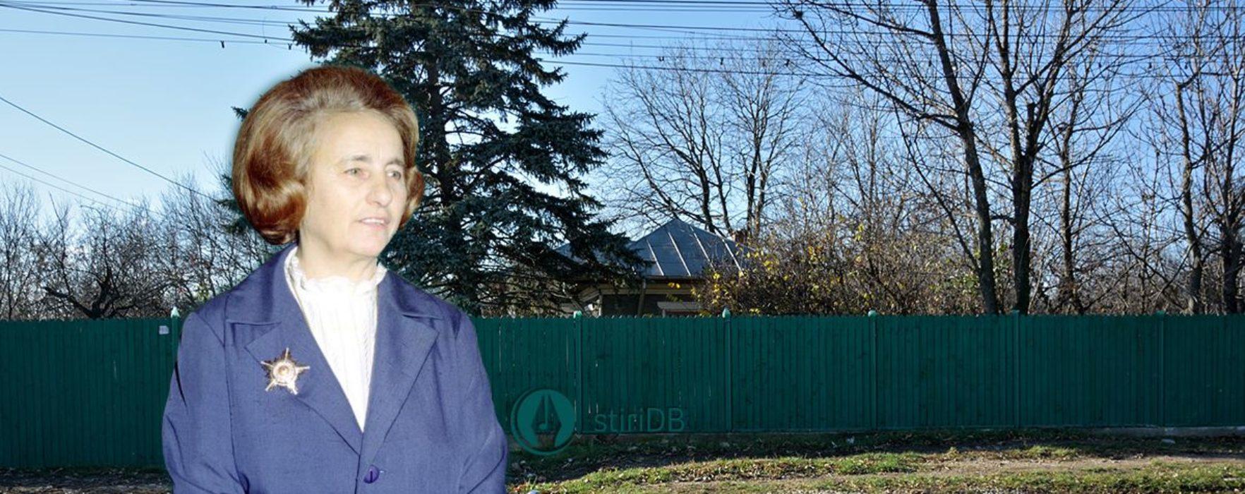 Vezi cum arată acum casa natală a Elenei Ceauşescu de la Petreşti