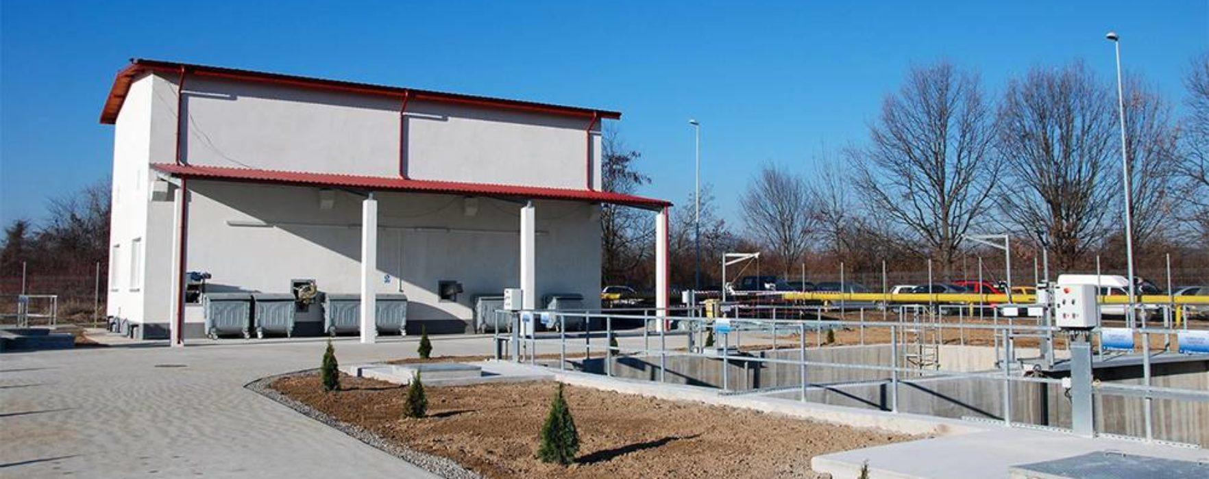 Dâmboviţa: A fost inaugurată staţia de epurare de la Moreni