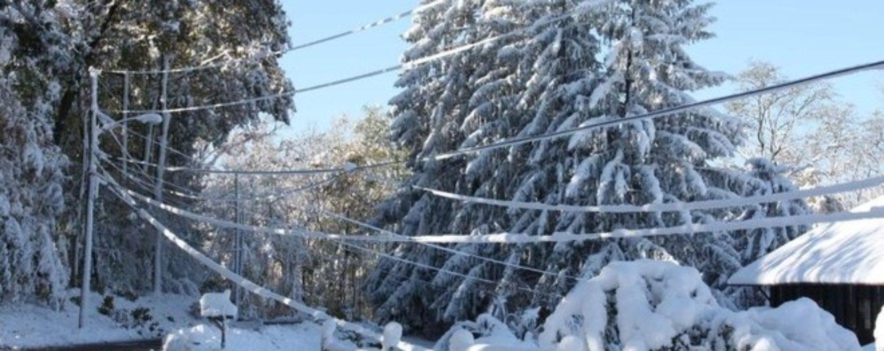 Patru localităţi din Dâmboviţa parţial nealimentate cu energie electrică