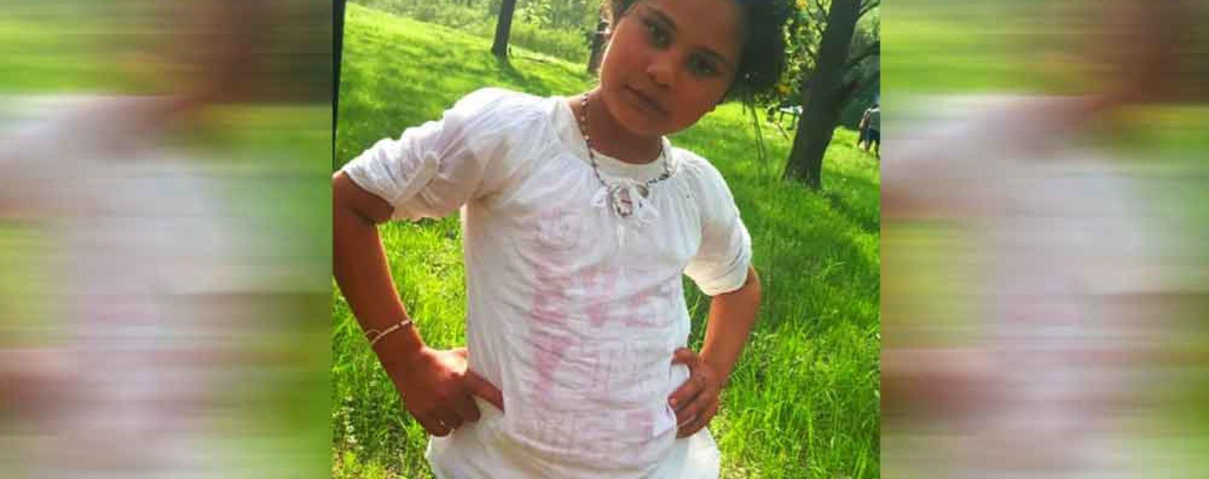 Dâmboviţa: Fetiţa de 11 ani dispărută, căutată cu elicopter, drone şi câini de urmă