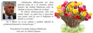 felicitare 8 martie 2016 tutuianu