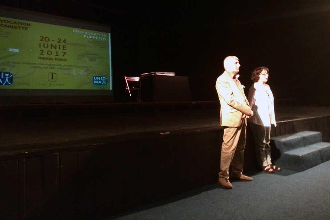 Târgovişte: Eveniment internaţional cu privire la educarea şi formarea profesioniştilor teatrului de animaţie