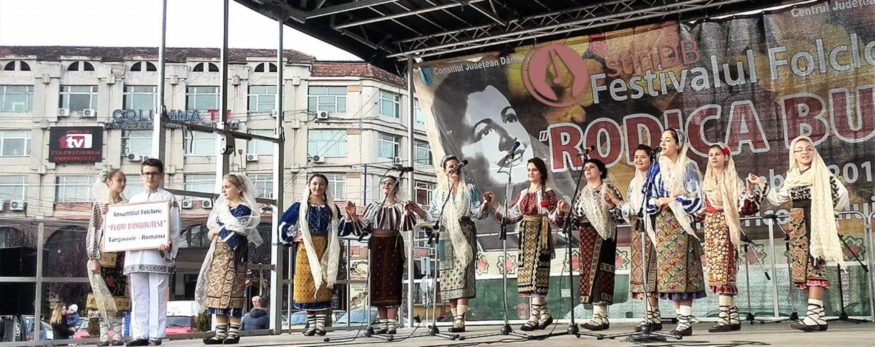 "Festivalul ""Rodica Bujor"", la Târgovişte"
