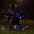 Mii de târgovișteni la reeditarea atacului de noapte – Festivalul Medieval Dracula (foto)