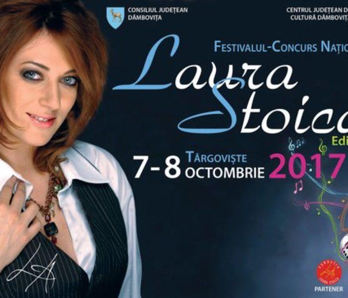 """Târgovişte: Prima ediţie a Festivalului """"Laura Stoica"""", 7-8 octombrie"""