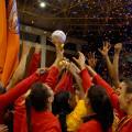 CSM Târgovişte, noua campioană a României