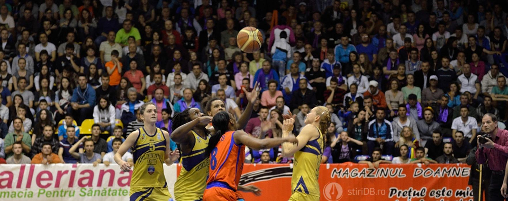 Baschet feminin: CSM Târgovişte câştigă clar Supercupa României