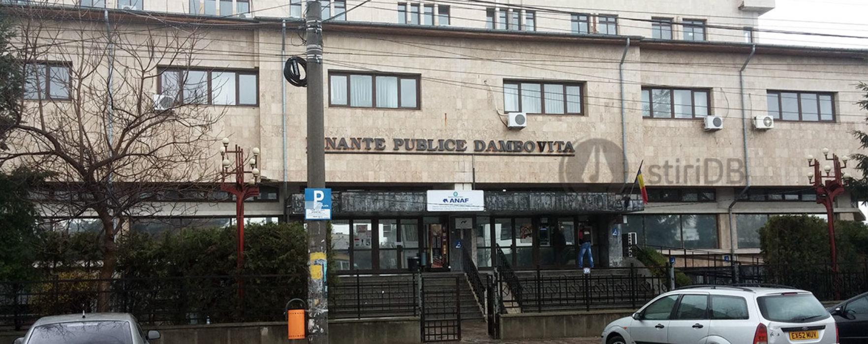DGA: Funcţionar de la Finanţe din Dâmboviţa condamnat pentru luare de mită şi trafic de influenţă