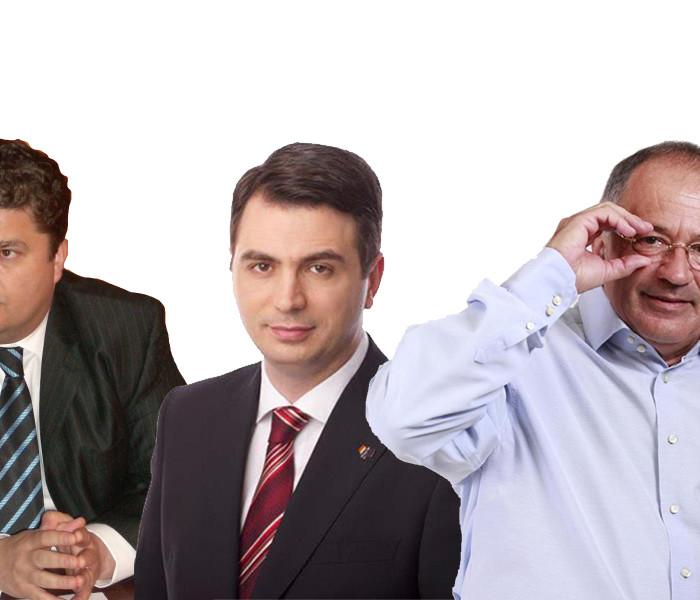 Trei dintre parlamentarii de Dâmboviţa, plecați sau excluși din partid în 2013