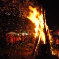 Focul lui Sumedru va fi aprins în mai multe sate, în ajun de Sf. Dumitru