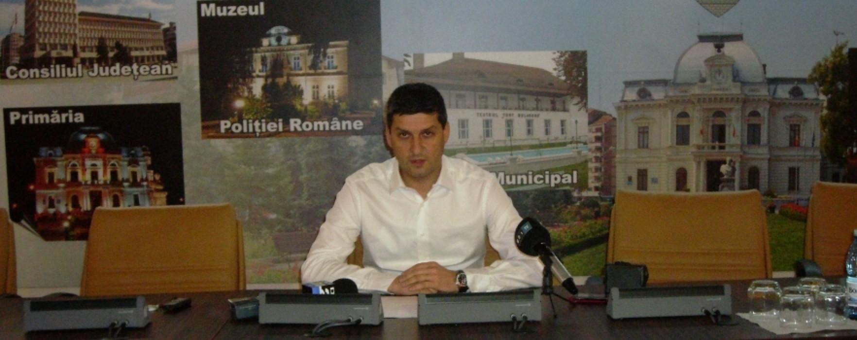 Prefectul de Dâmboviţa a emis ordinul de încetare a mandatului primarului Gabriel Boriga