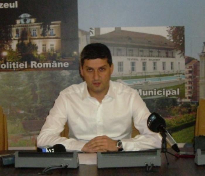 Gabriel Boriga, după decizia instanţei: rămân primarul Târgoviştei, voi candida şi în 2016