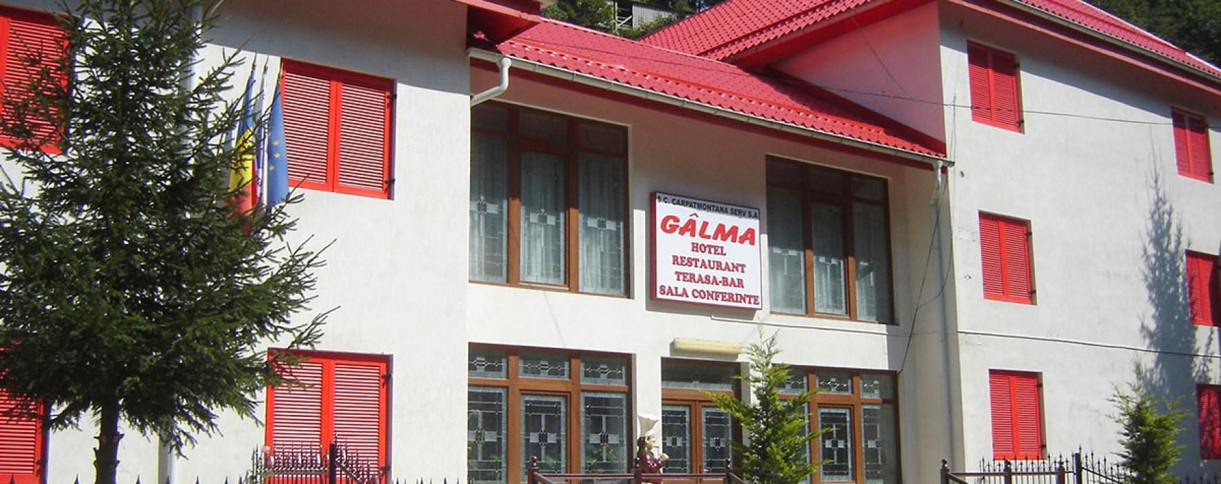 Hotelul Gâlma*** – destinaţia ideală pentru pentru întâlniri de succes!