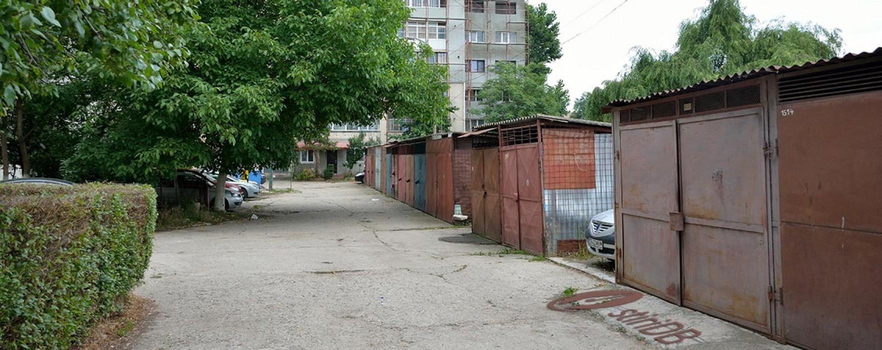 Târgovişte: Vor fi dărâmate garajele din zona blocului 72 (lângă tipografie) din micro 6