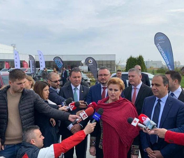 Programul Rabla, lansat miercuri, în Dâmboviţa, de ministrul Graţiela Gavrilescu