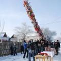 Geavrelele, obicei de Bobotează în comuna dâmboviţeană Morteni