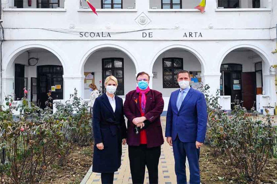 Tenorul Florin Georgescu, noul manager al Centrului Județean de Cultură Dâmbovița