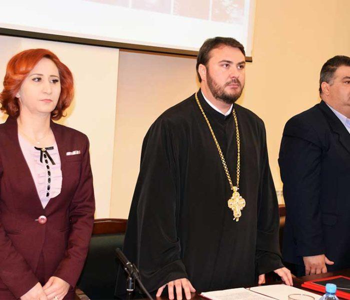 Ionuţ Ghibanu, ales preşedinte al filialei de Cruce Roșie Dâmbovița