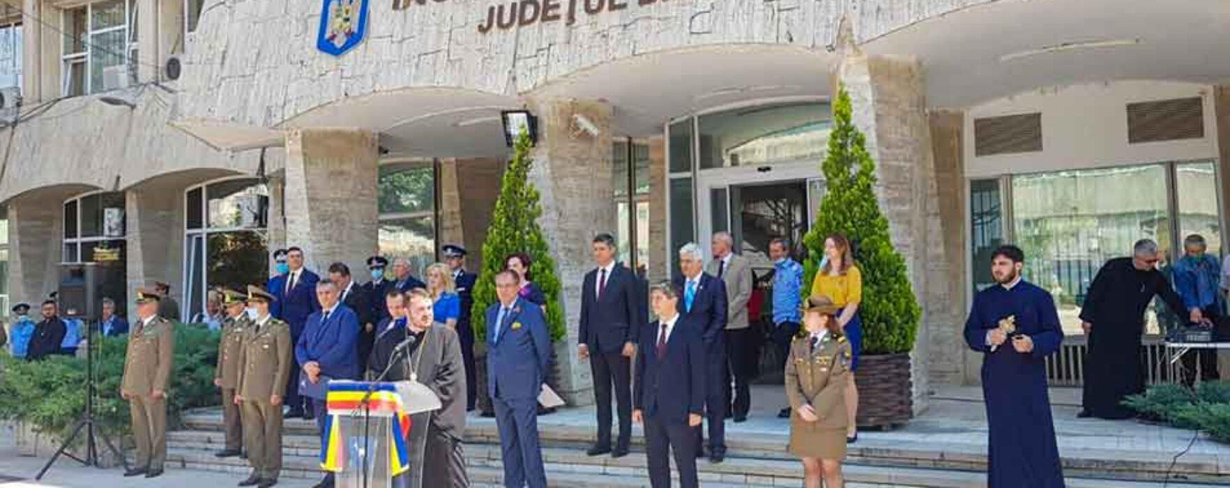 Vicar eparhial Ionuţ Ghibanu: De ce nu mai sărbătorim Ziua Imnului Național?